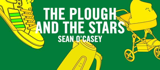 The Plough and the Stars banner